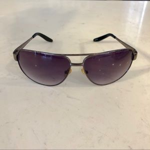 Men's Armani Exchange aviator sunglasses